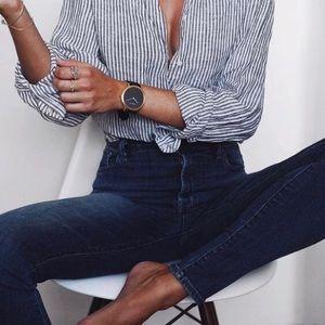 J Brand Ignite Wash Skinny Jeans